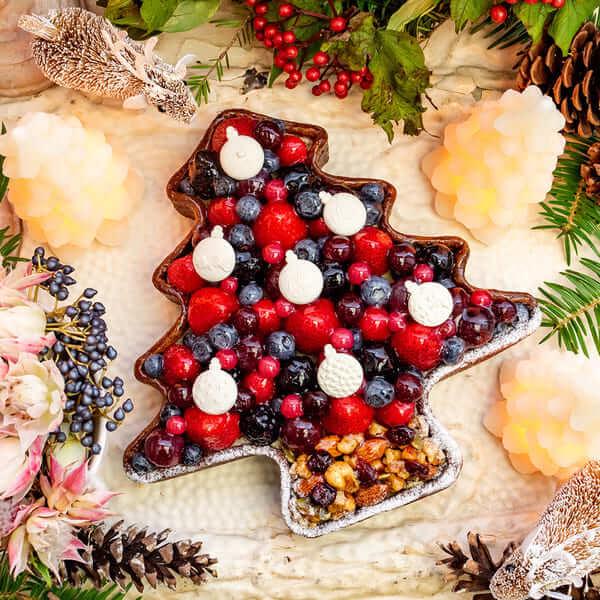 キルフェボンクリスマスケーキ2020
