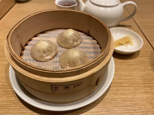鼎's by JIN DIN ROU GoToイート上野 小籠包